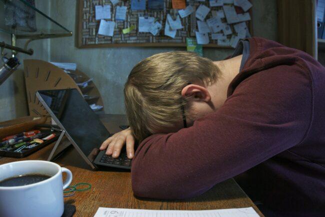 テレワークにおけるメンタル不調を招くストレスの原因