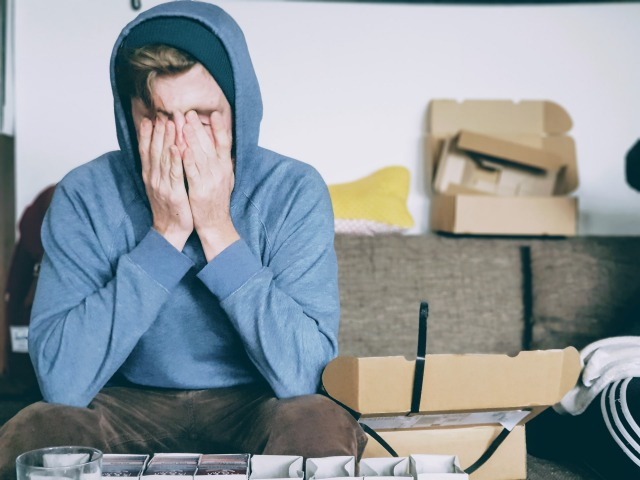 テレワーク ストレス